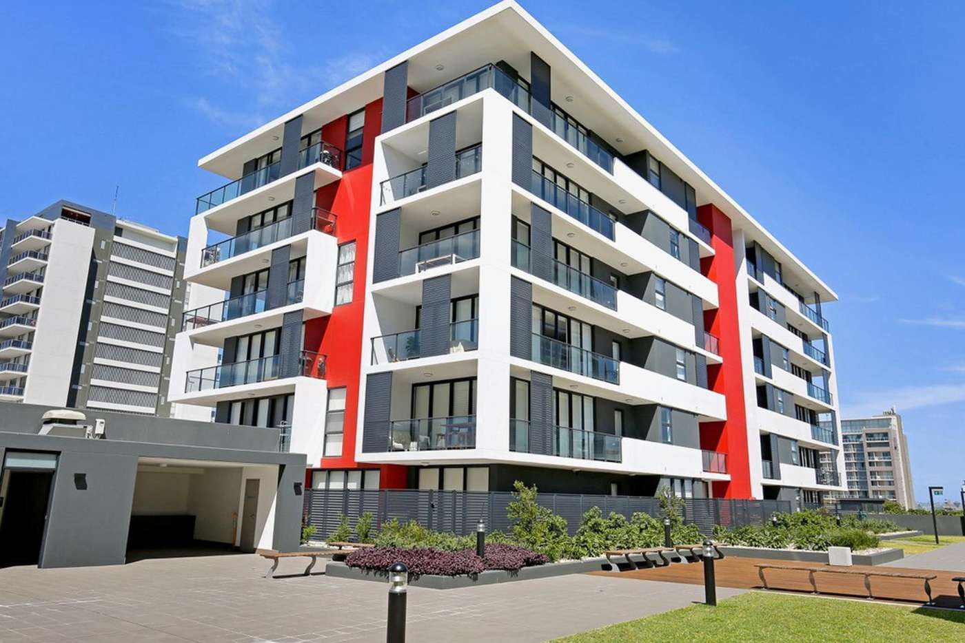 Main view of Homely apartment listing, 603/16 Burelli Street, Wollongong NSW 2500