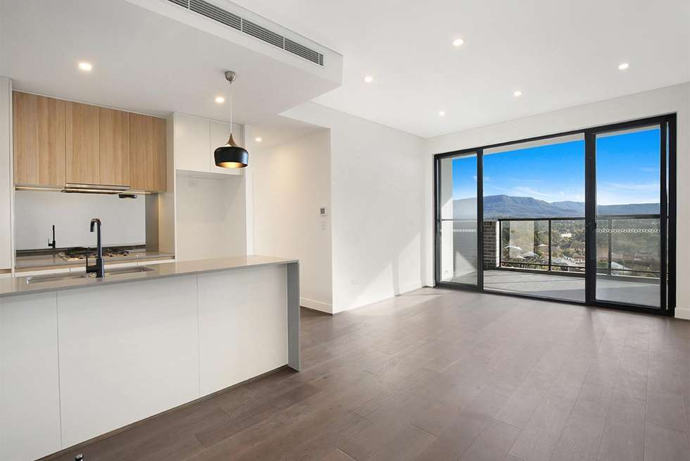 Second view of Homely apartment listing, 704/17-21 Loftus Street, Wollongong NSW 2500