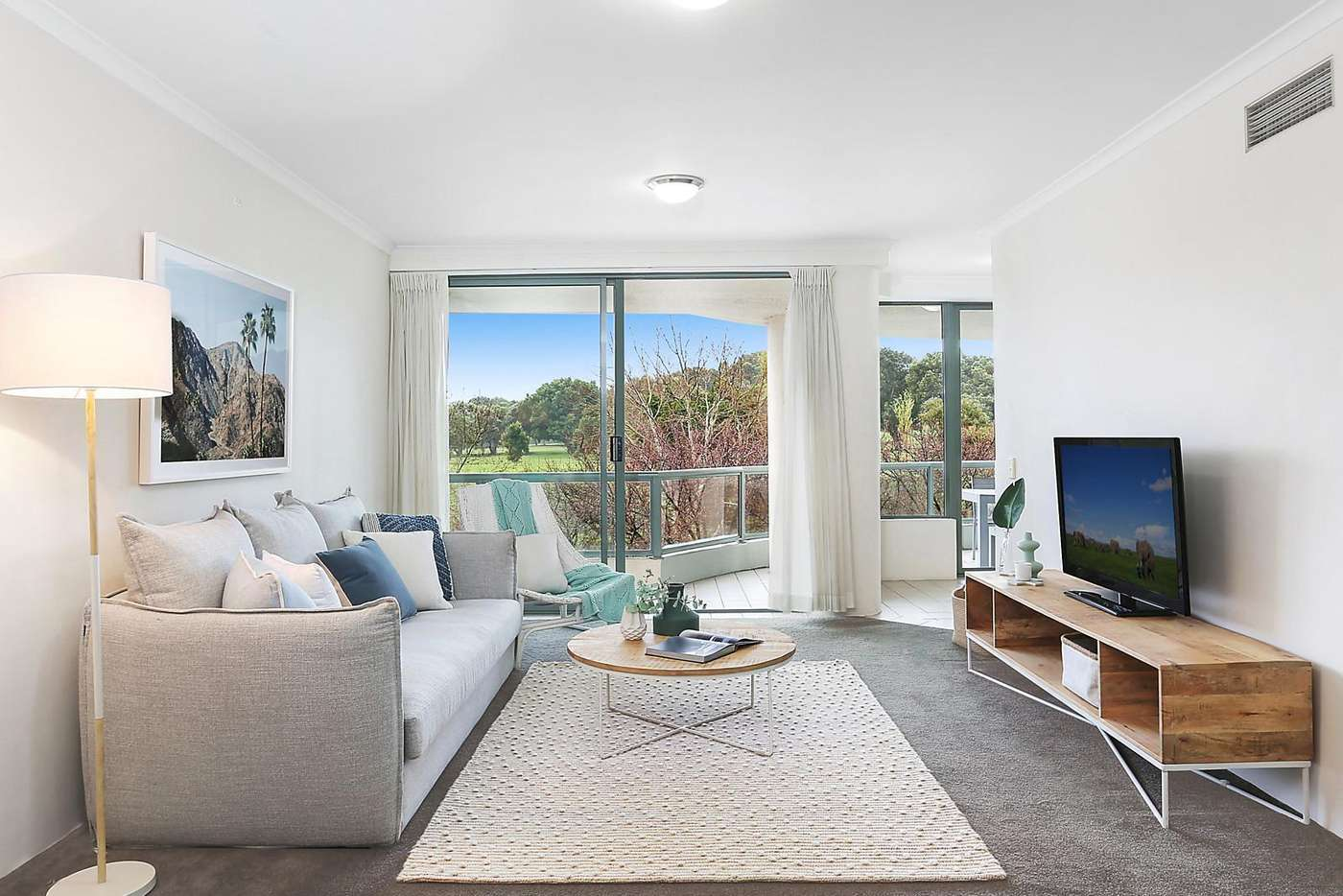 Main view of Homely apartment listing, 406/93 Brompton Road, Kensington NSW 2033