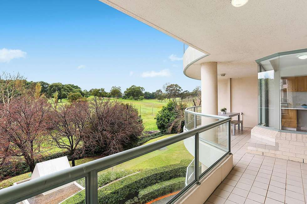 Second view of Homely apartment listing, 406/93 Brompton Road, Kensington NSW 2033