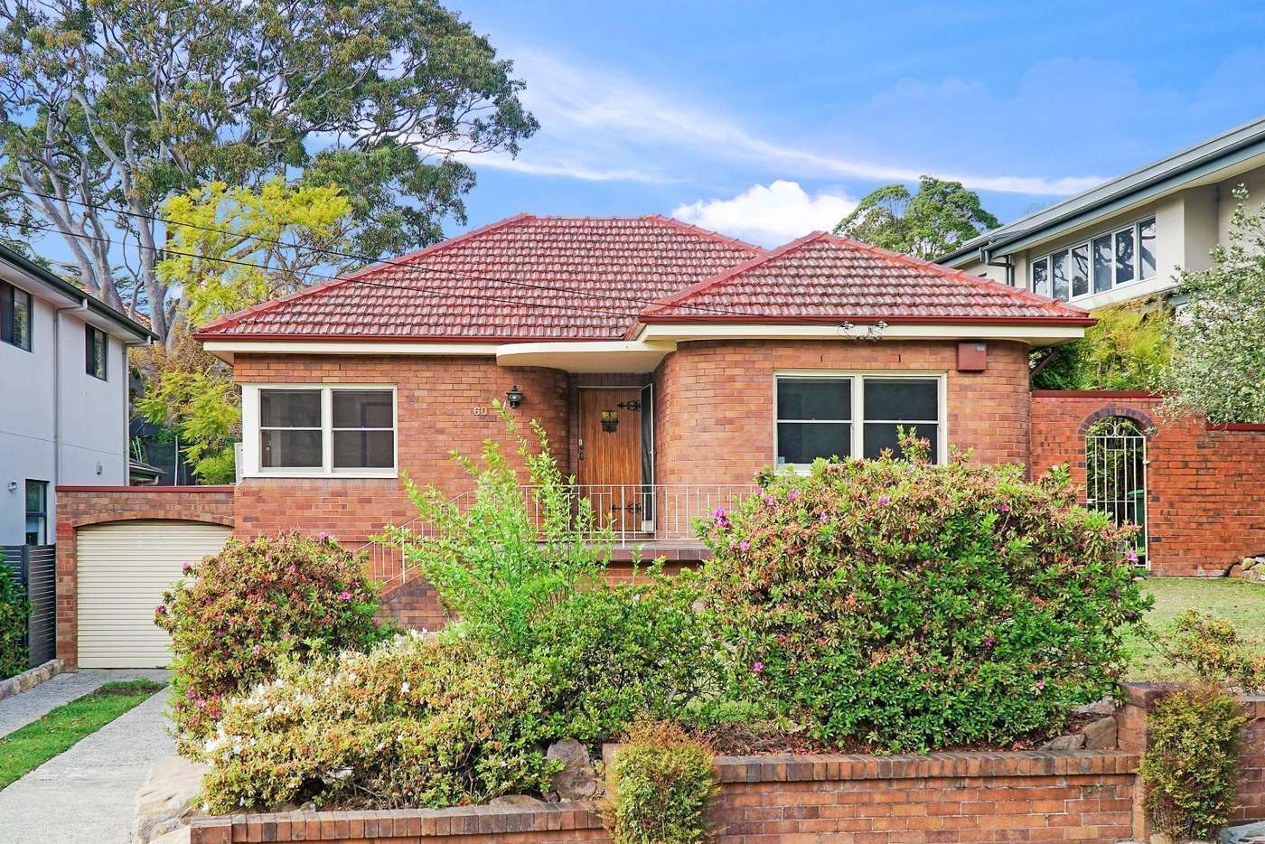 Main view of Homely house listing, 60 Bonnefin Road, Hunters Hill NSW 2110