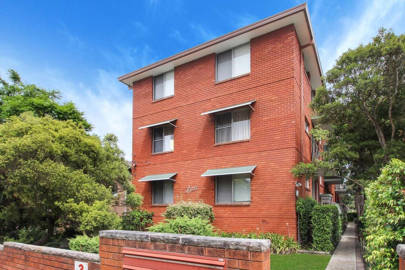 Main view of Homely apartment listing, 11/3 Riverview Street, West Ryde NSW 2114