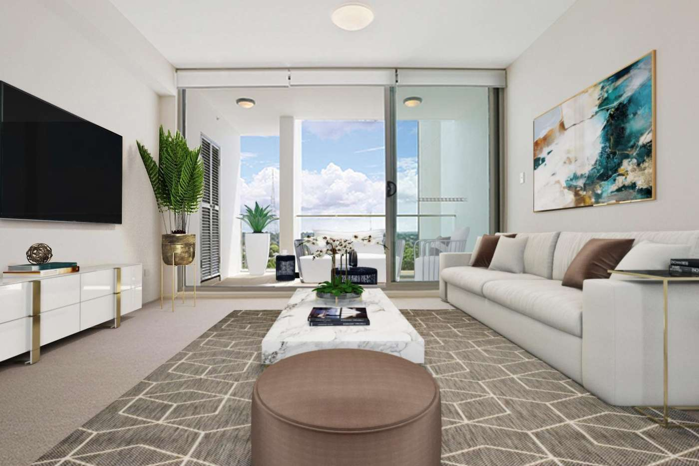 Main view of Homely apartment listing, 501/51 Chandos Street, St Leonards NSW 2065