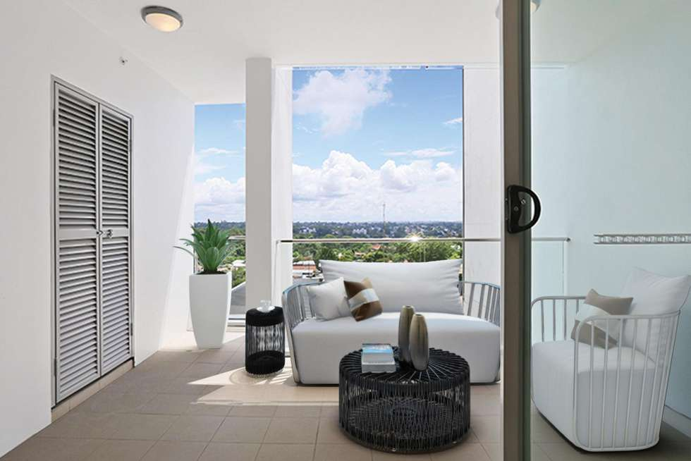 Second view of Homely apartment listing, 501/51 Chandos Street, St Leonards NSW 2065