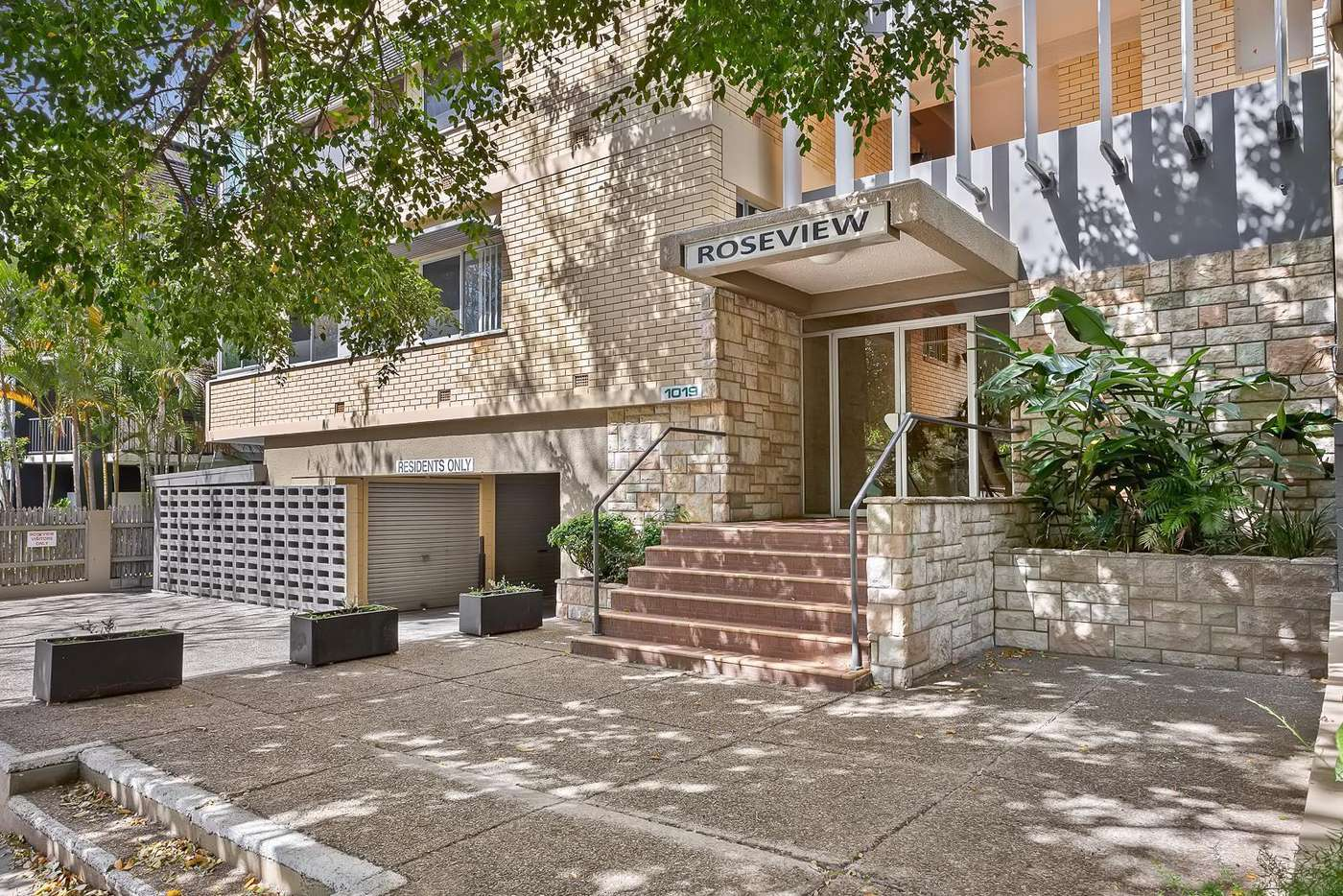 Main view of Homely unit listing, 15/1019 Brunswick Street, New Farm QLD 4005