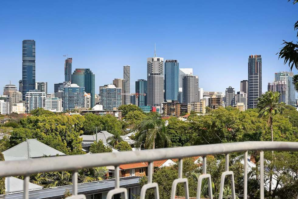 Second view of Homely unit listing, 15/1019 Brunswick Street, New Farm QLD 4005