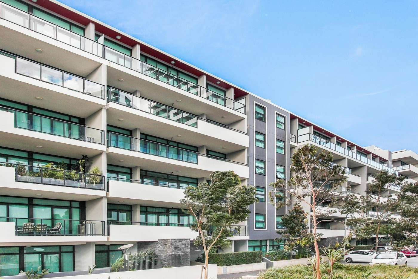 Main view of Homely apartment listing, 10/1 Timbrol Avenue, Rhodes NSW 2138