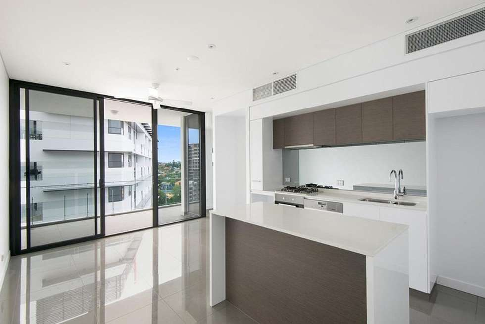 Second view of Homely apartment listing, 3036/33 Remora Road, Hamilton QLD 4007
