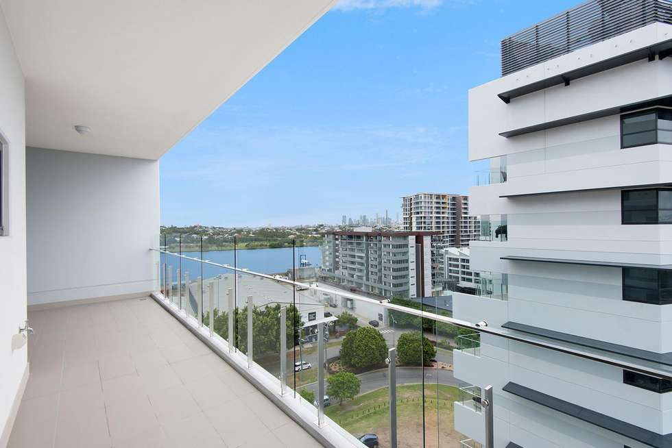Third view of Homely apartment listing, 3036/33 Remora Road, Hamilton QLD 4007