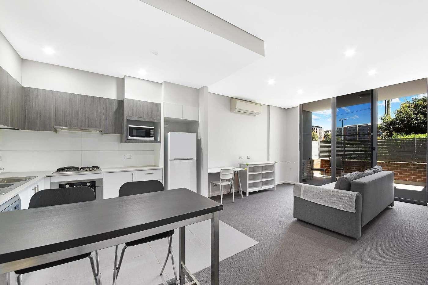 Main view of Homely apartment listing, G01/42-44 Park Avenue, Waitara NSW 2077