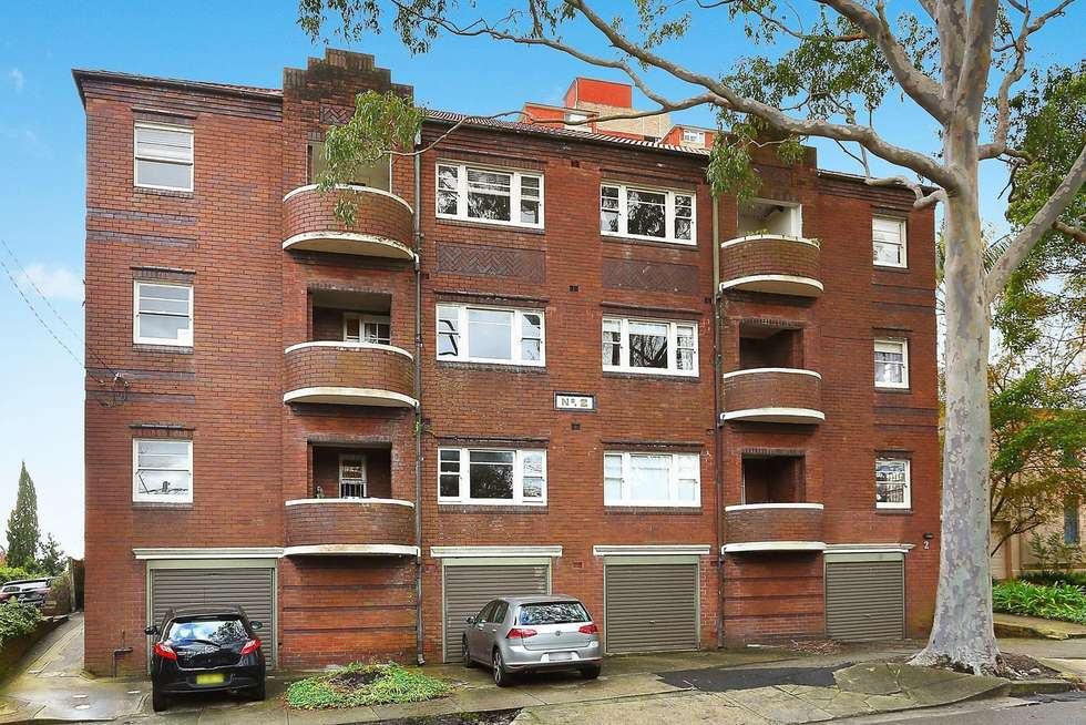 Second view of Homely apartment listing, 6/2 Wellington Street, Woollahra NSW 2025