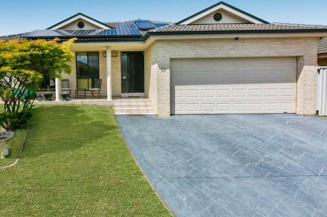 10 Loft Place, Kellyville Ridge NSW 2155