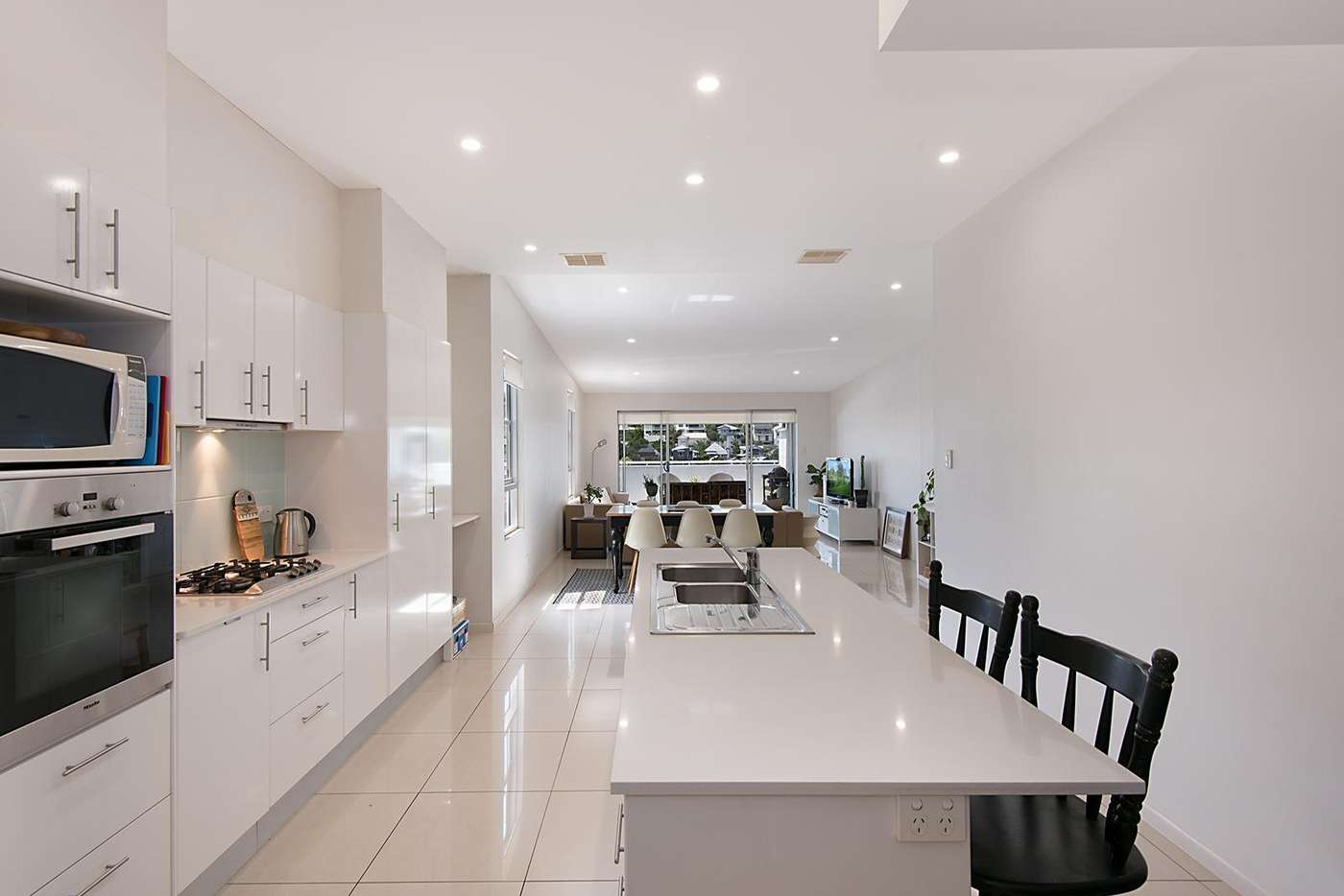Main view of Homely apartment listing, 1/209 Given Terrace, Paddington QLD 4064