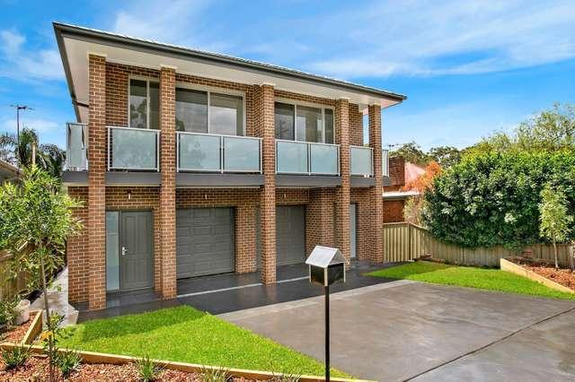 1/10 Irvine Crescent, Ryde NSW 2112