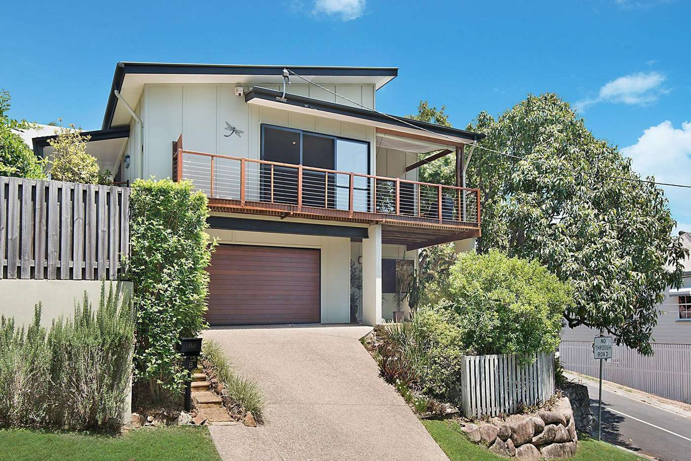Main view of Homely house listing, 8 Ada Street, Toowong QLD 4066