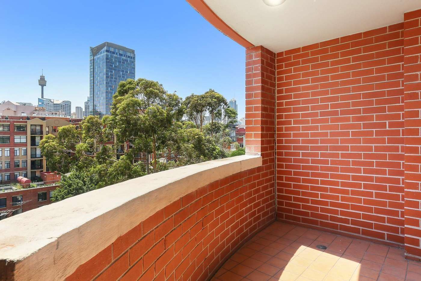 Main view of Homely apartment listing, N609/233 Harris Street, Pyrmont NSW 2009