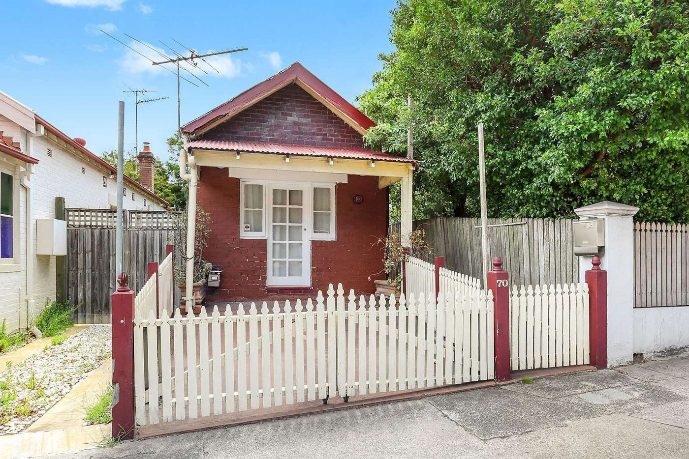 Main view of Homely house listing, 70 Balmain Road, Leichhardt NSW 2040