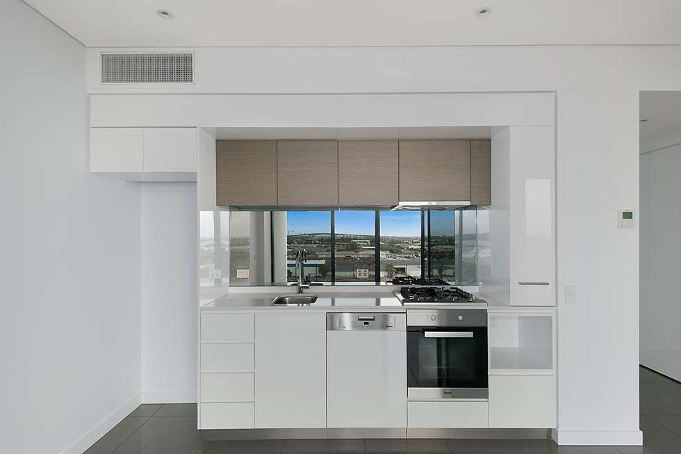 Second view of Homely apartment listing, 3128/33 Remora Road, Hamilton QLD 4007