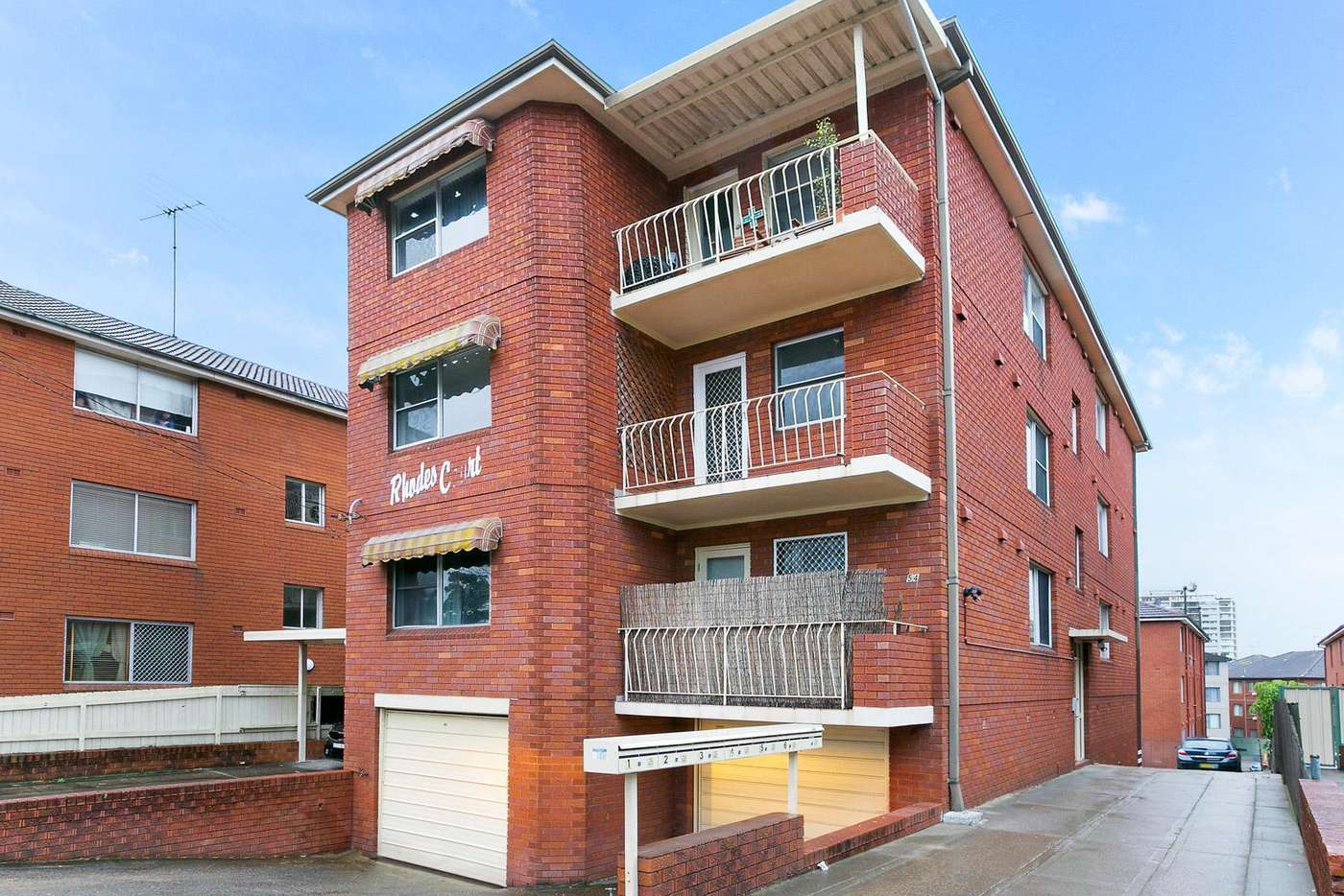 Main view of Homely apartment listing, 3/54 Rhodes Street, Hillsdale NSW 2036