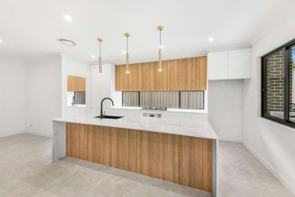 Second view of Homely semiDetached listing, 137 Caroline Chisholm Drive, Winston Hills NSW 2153