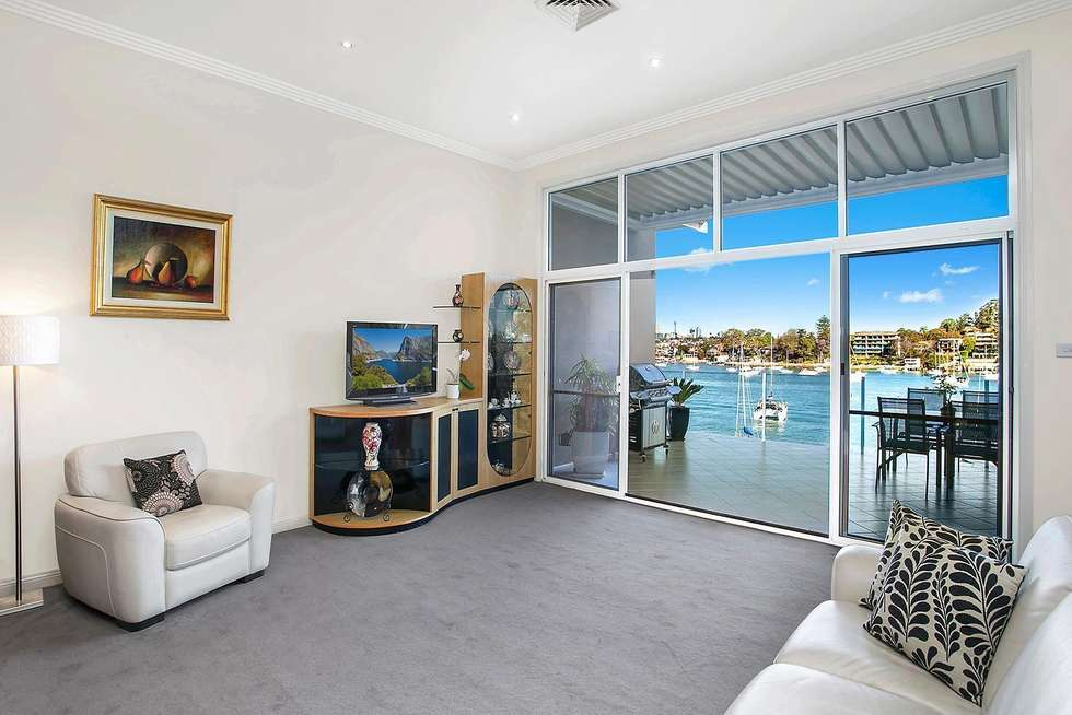 Third view of Homely house listing, 41 Huntleys Point Road, Huntleys Point NSW 2111