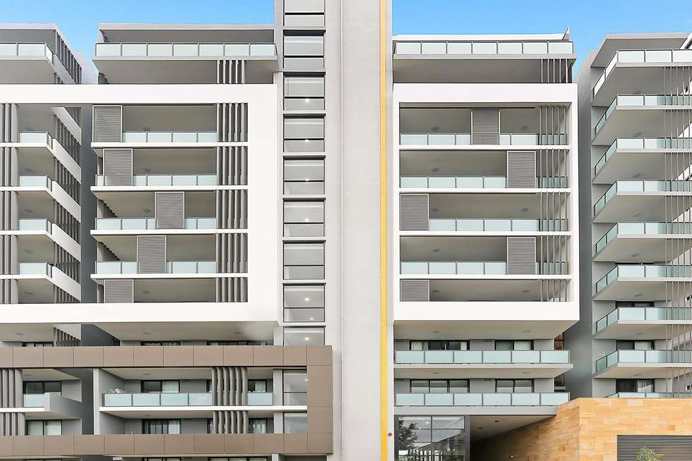 Fifth view of Homely apartment listing, B706/12-22 Woniora Road, Hurstville NSW 2220