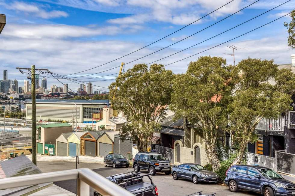 Fifth view of Homely studio listing, 19/3 Hornsey Street, Rozelle NSW 2039