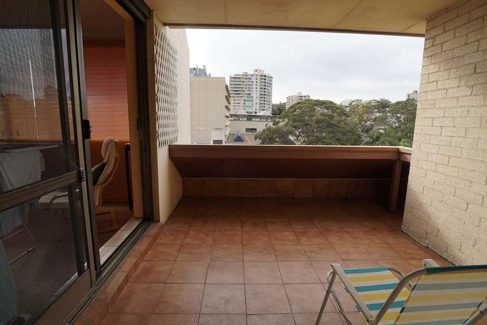 Fifth view of Homely apartment listing, 26/2 New McLean Street, Edgecliff NSW 2027