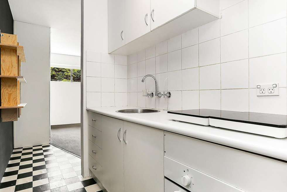 Second view of Homely studio listing, 25/95 Annandale Street, Annandale NSW 2038