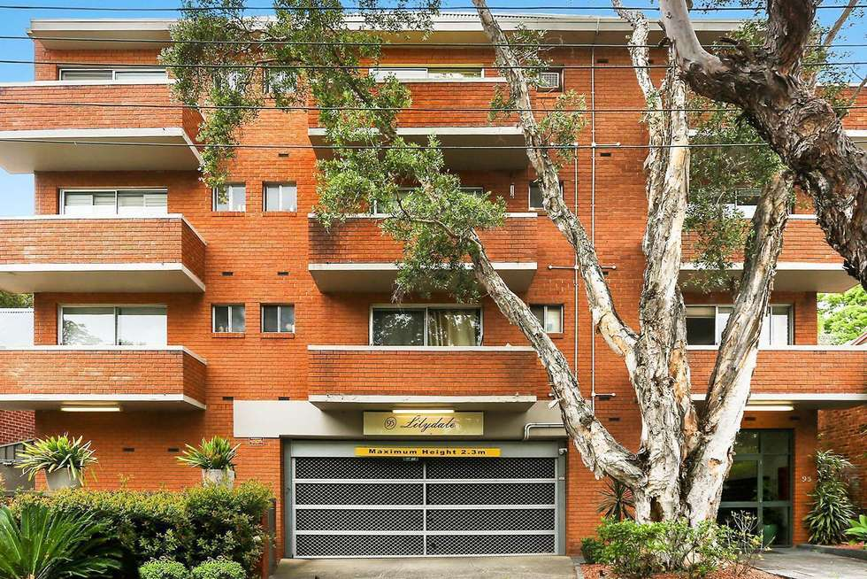Fifth view of Homely studio listing, 25/95 Annandale Street, Annandale NSW 2038
