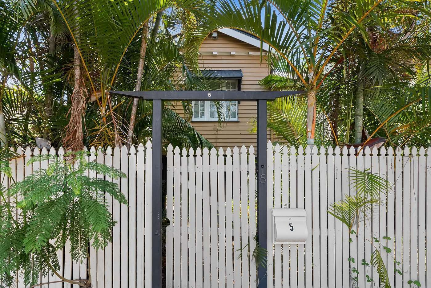 Main view of Homely house listing, 5 Heussler Street, Milton QLD 4064