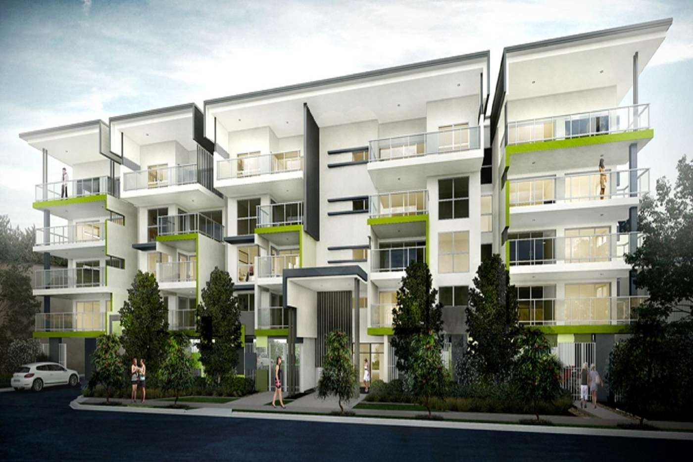 Main view of Homely apartment listing, 12/57 Kingsford Smith Parade, Maroochydore QLD 4558