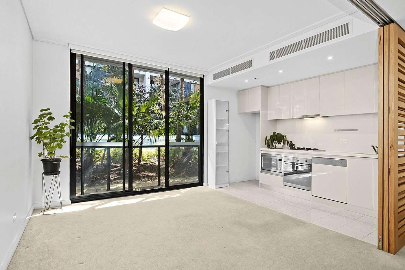 Main view of Homely studio listing, 502d/5 Pope Street, Ryde NSW 2112