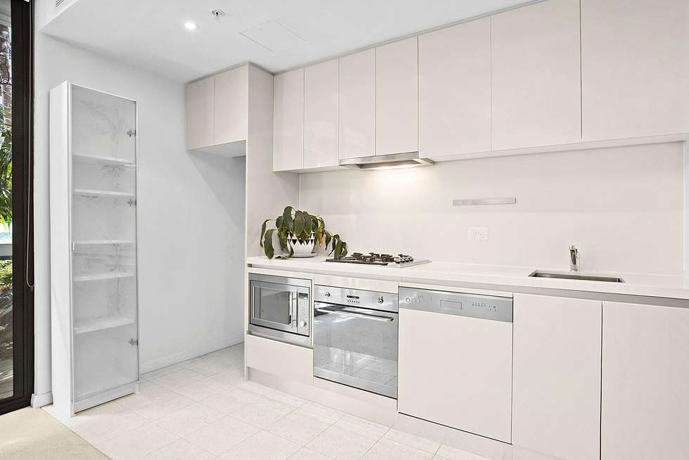 Second view of Homely studio listing, 502d/5 Pope Street, Ryde NSW 2112