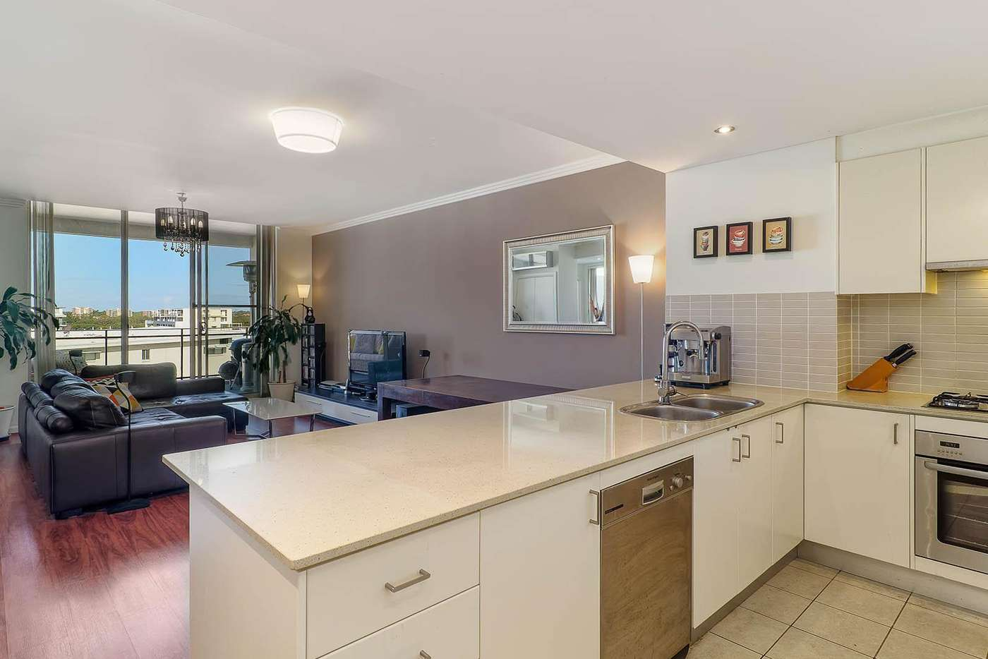 Main view of Homely apartment listing, 802/1 Stromboli Strait, Wentworth Point NSW 2127