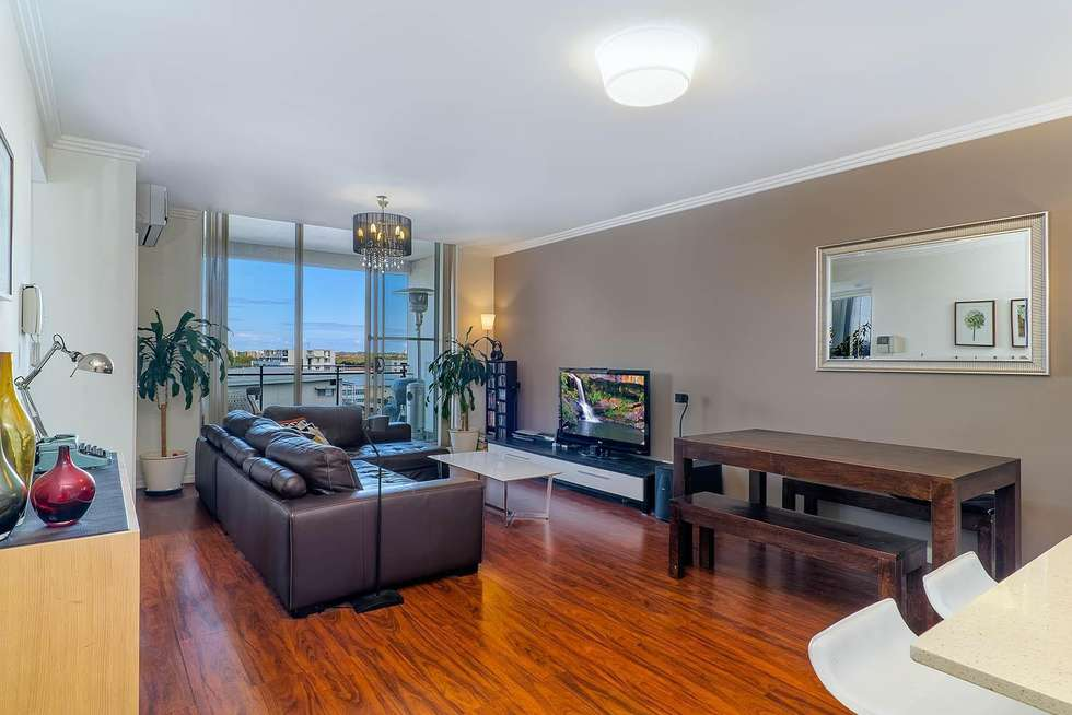Third view of Homely apartment listing, 802/1 Stromboli Strait, Wentworth Point NSW 2127