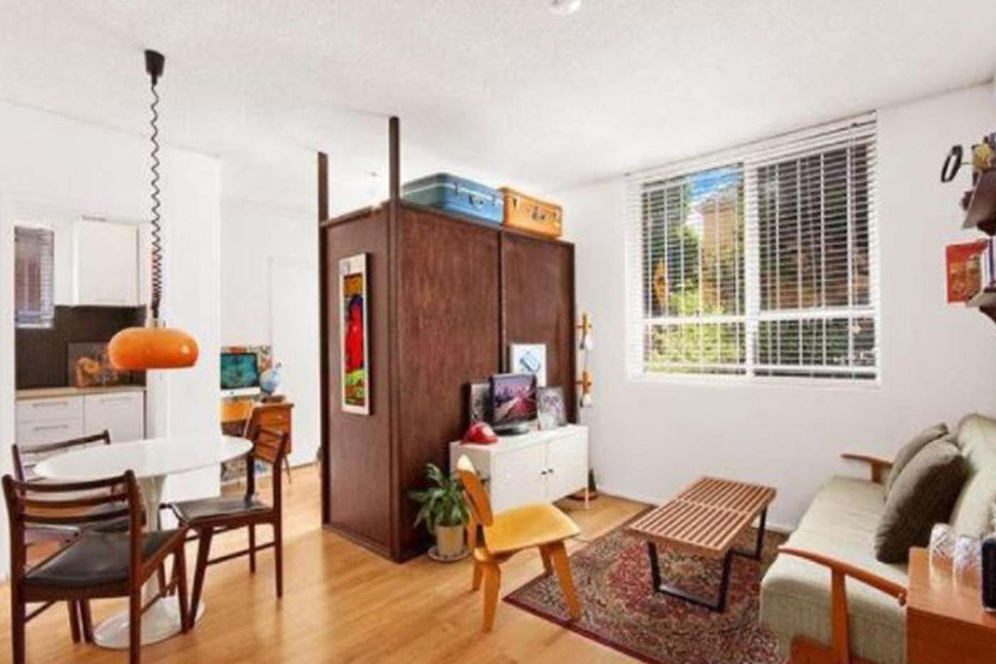 Main view of Homely apartment listing, 2/173 Bridge Road, Glebe NSW 2037