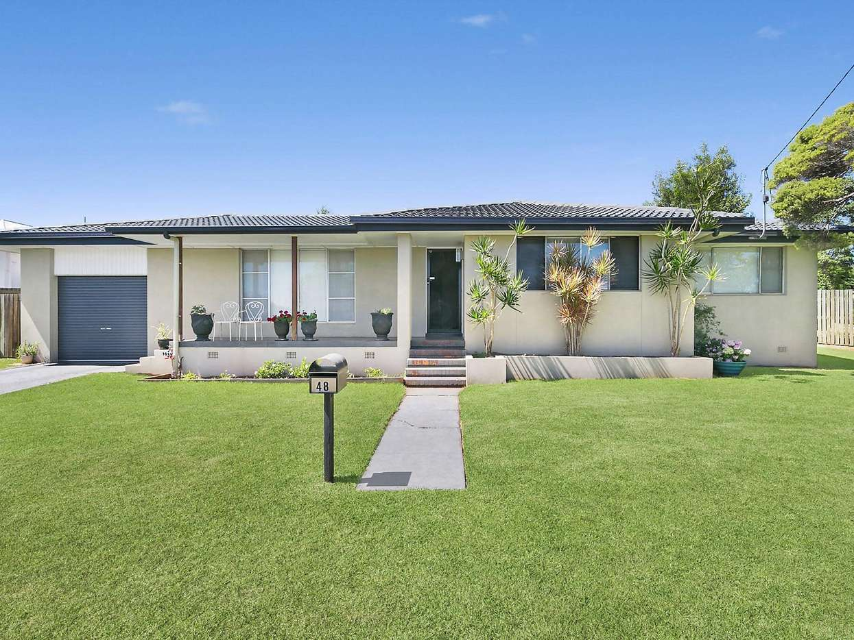 Main view of Homely house listing, 48 Hunter Street, Centenary Heights, QLD 4350