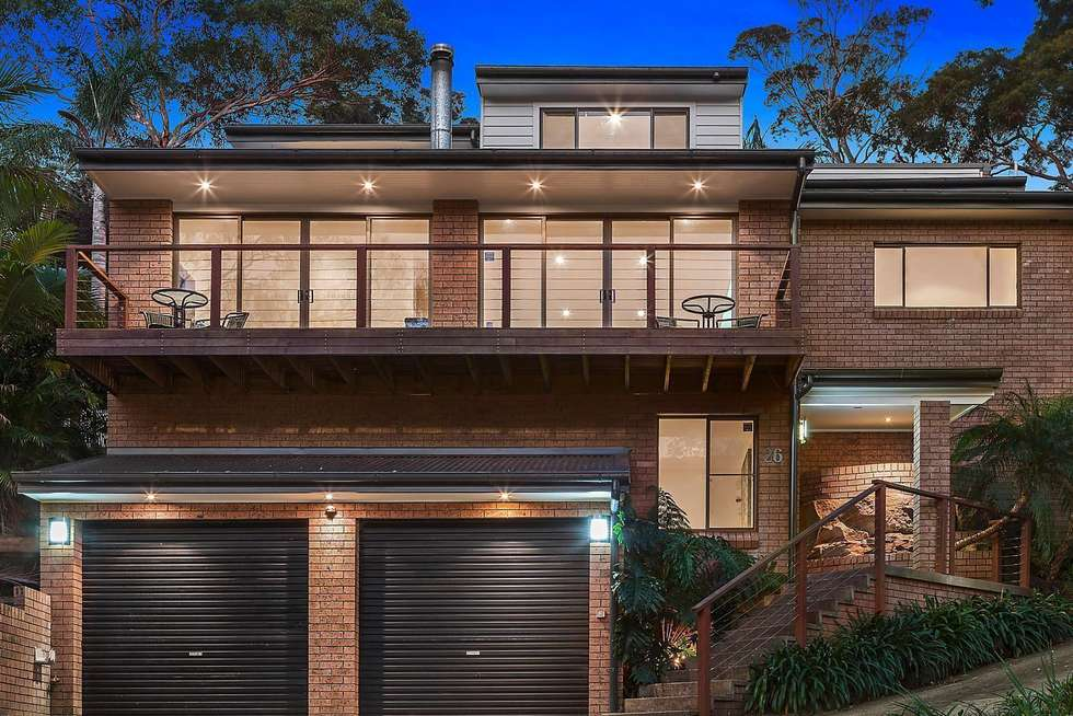 Second view of Homely house listing, 26 Valley Way, Gymea Bay NSW 2227