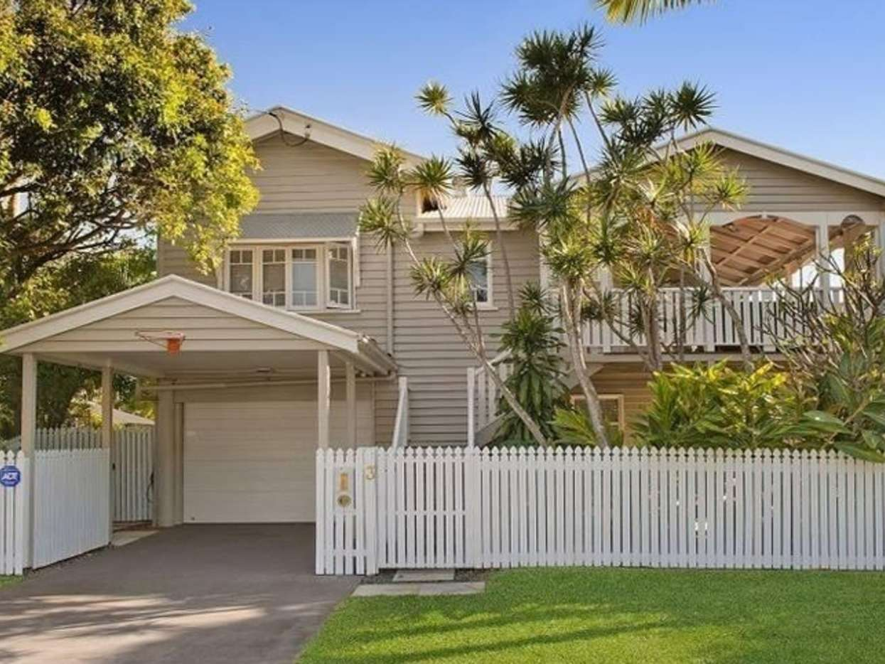 Main view of Homely house listing, 3 Melrose Street, Bulimba, QLD 4171