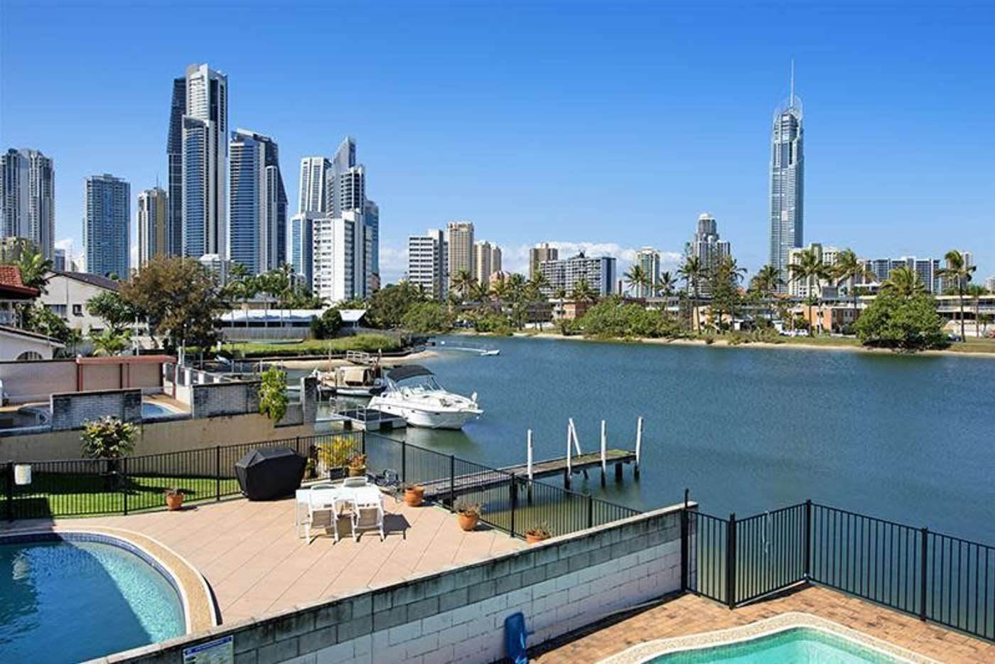 Main view of Homely villa listing, 2/33 Sunrise Boulevard, Surfers Paradise QLD 4217