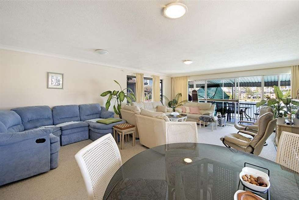 Third view of Homely villa listing, 2/33 Sunrise Boulevard, Surfers Paradise QLD 4217