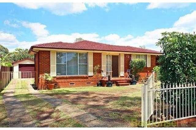 12 Gerald Crescent, Doonside NSW 2767