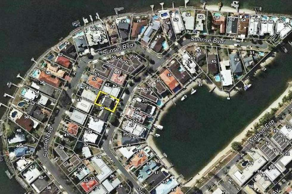 Second view of Homely house listing, 40 Sunrise Boulevard, Surfers Paradise QLD 4217
