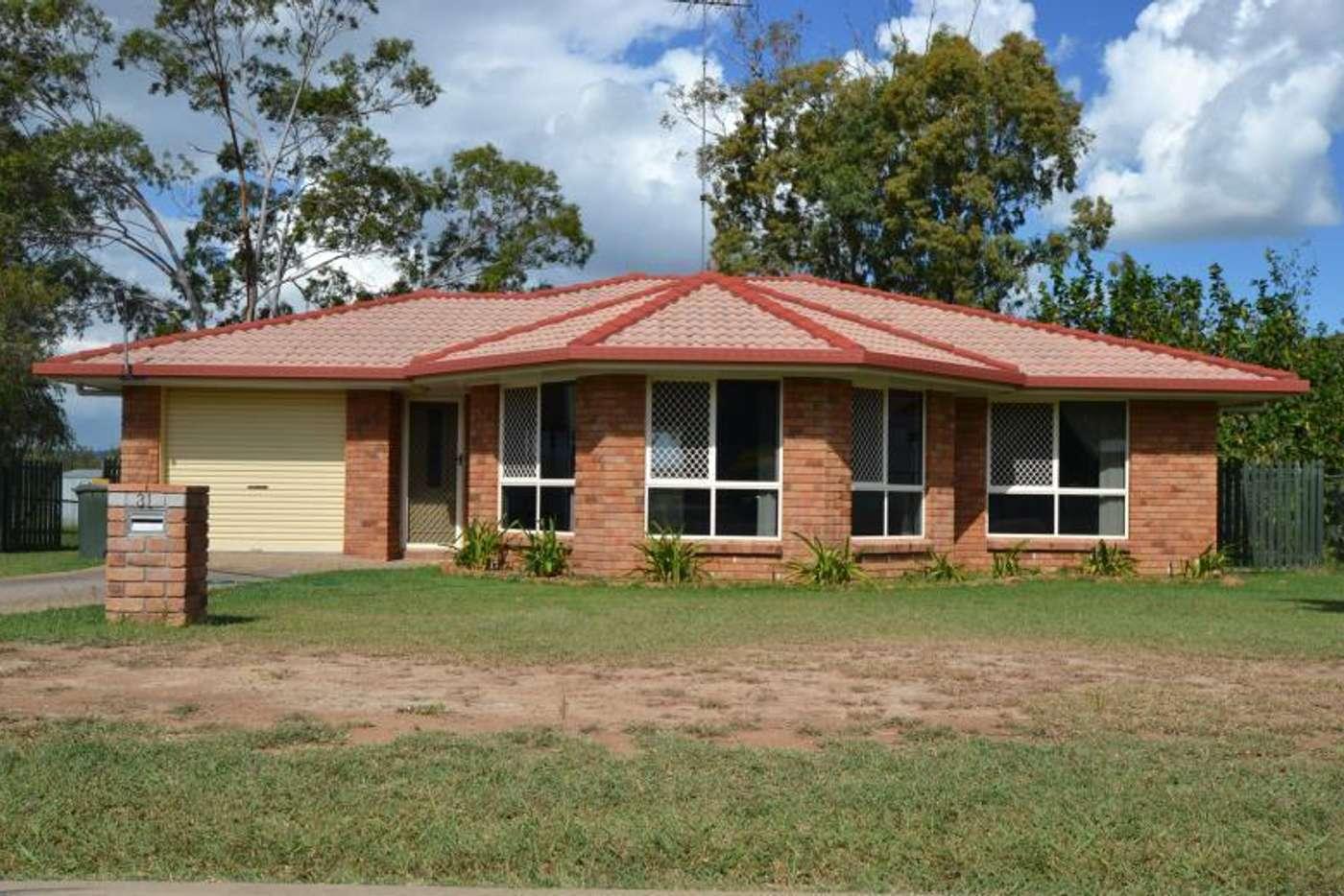 Main view of Homely house listing, 31 Joe Kooyman Drive, Biloela QLD 4715