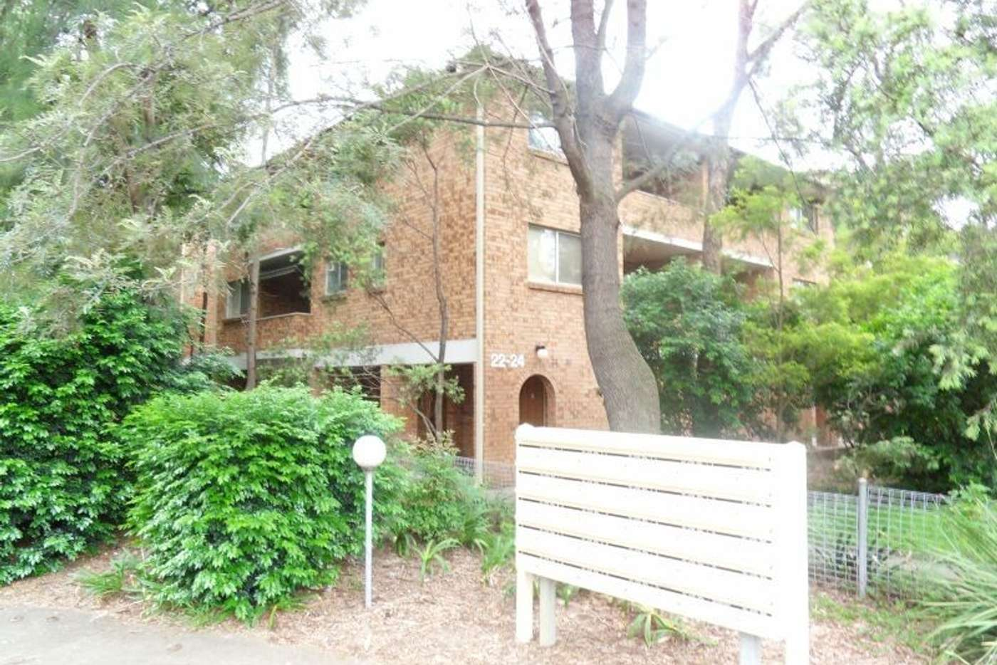 Main view of Homely apartment listing, 2/22-24 Thomas Street, Parramatta NSW 2150