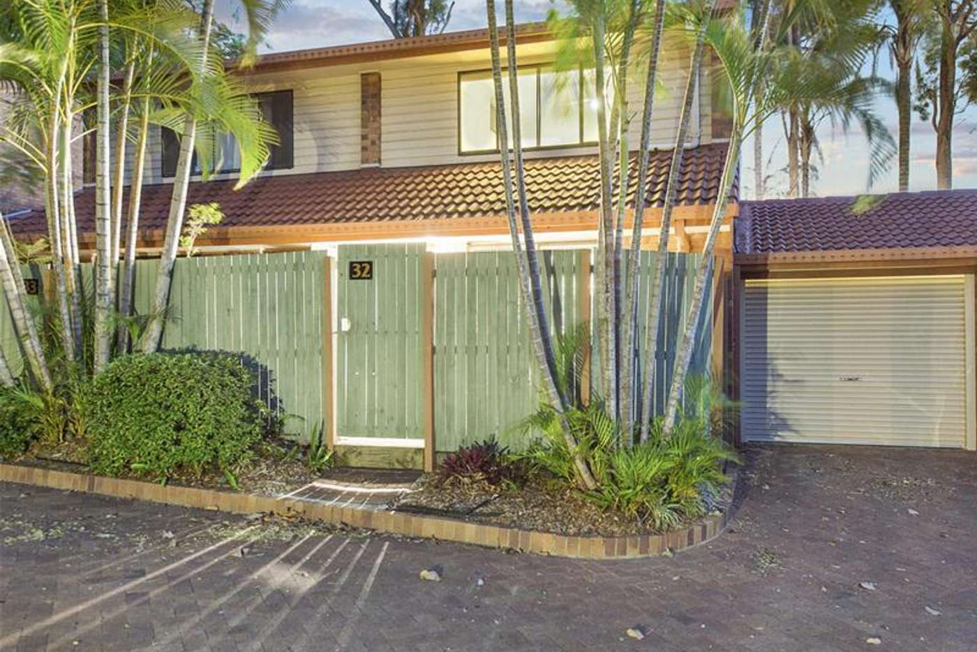 Main view of Homely townhouse listing, 32/111 Barbaralla Drive, Springwood QLD 4127