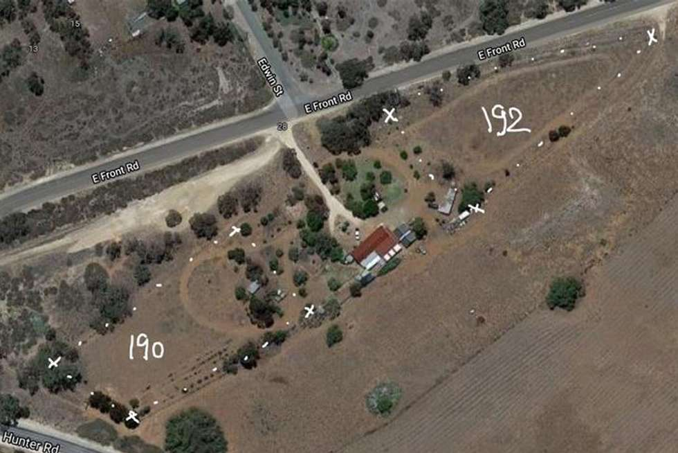 Third view of Homely residentialLand listing, Section 190 & 192 East Front Road, Cowirra SA 5238