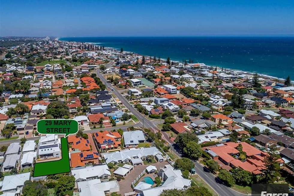 Third view of Homely house listing, 2/29 Mary Street, Watermans Bay WA 6020