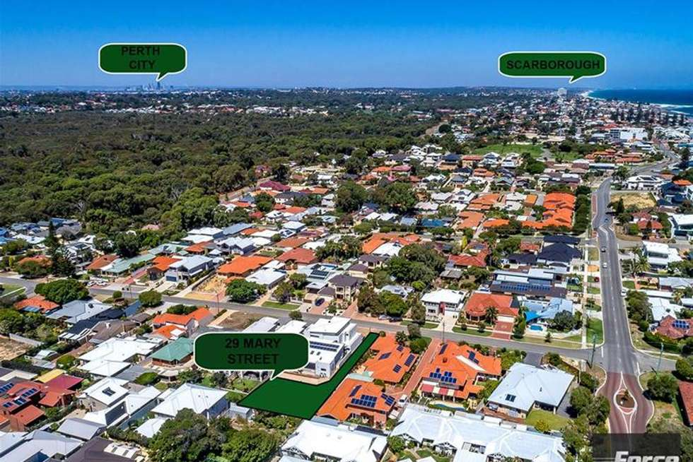 Fifth view of Homely house listing, 2/29 Mary Street, Watermans Bay WA 6020